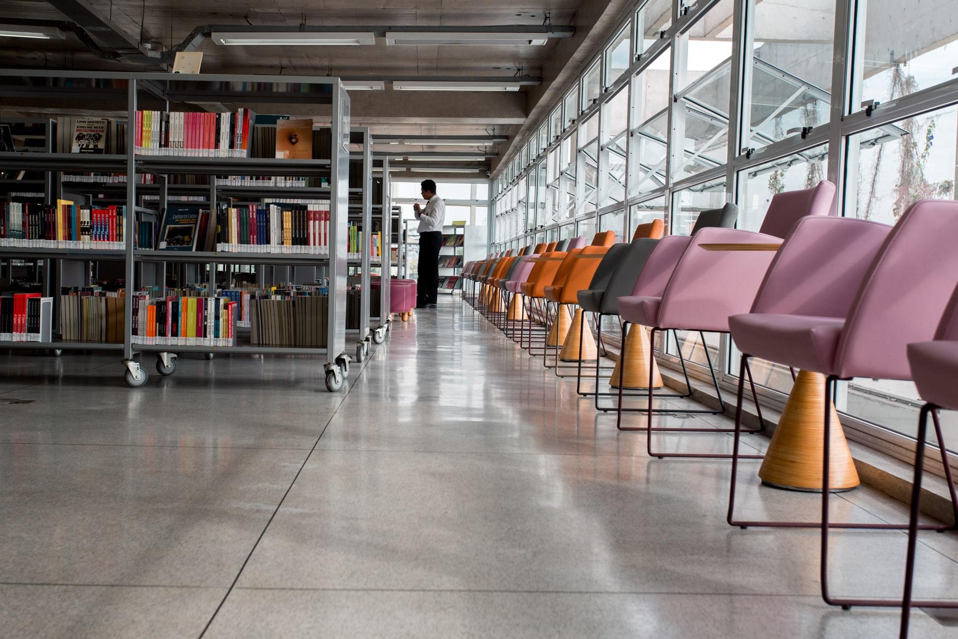 Biblioteca do Parque Villa-Lobos, em SP, concorre a prêmio internacional de melhor instituição pública de 2018