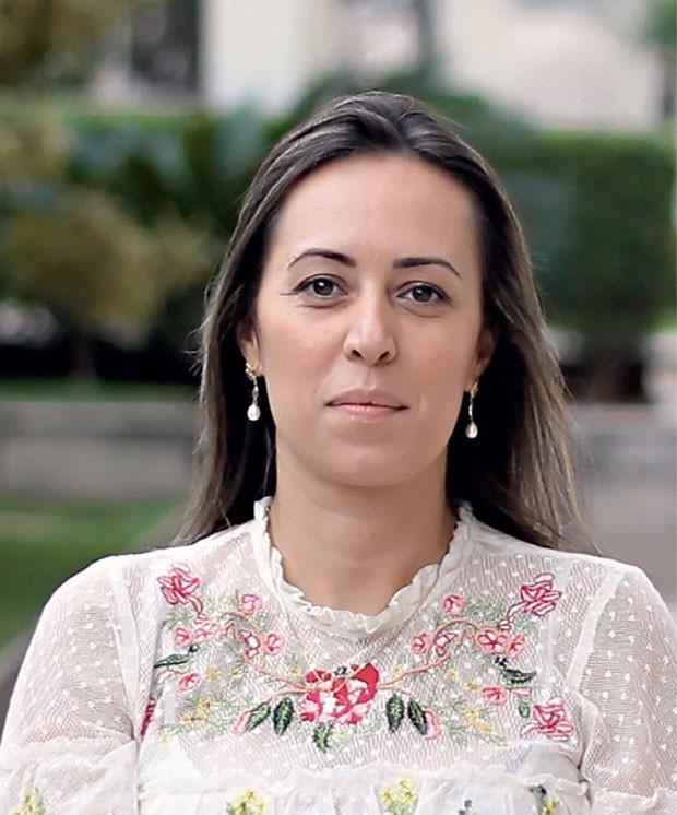 Lívia Polichisio quase desistiu do casamento depois do aborto. (Foto: Amanda Filippi)