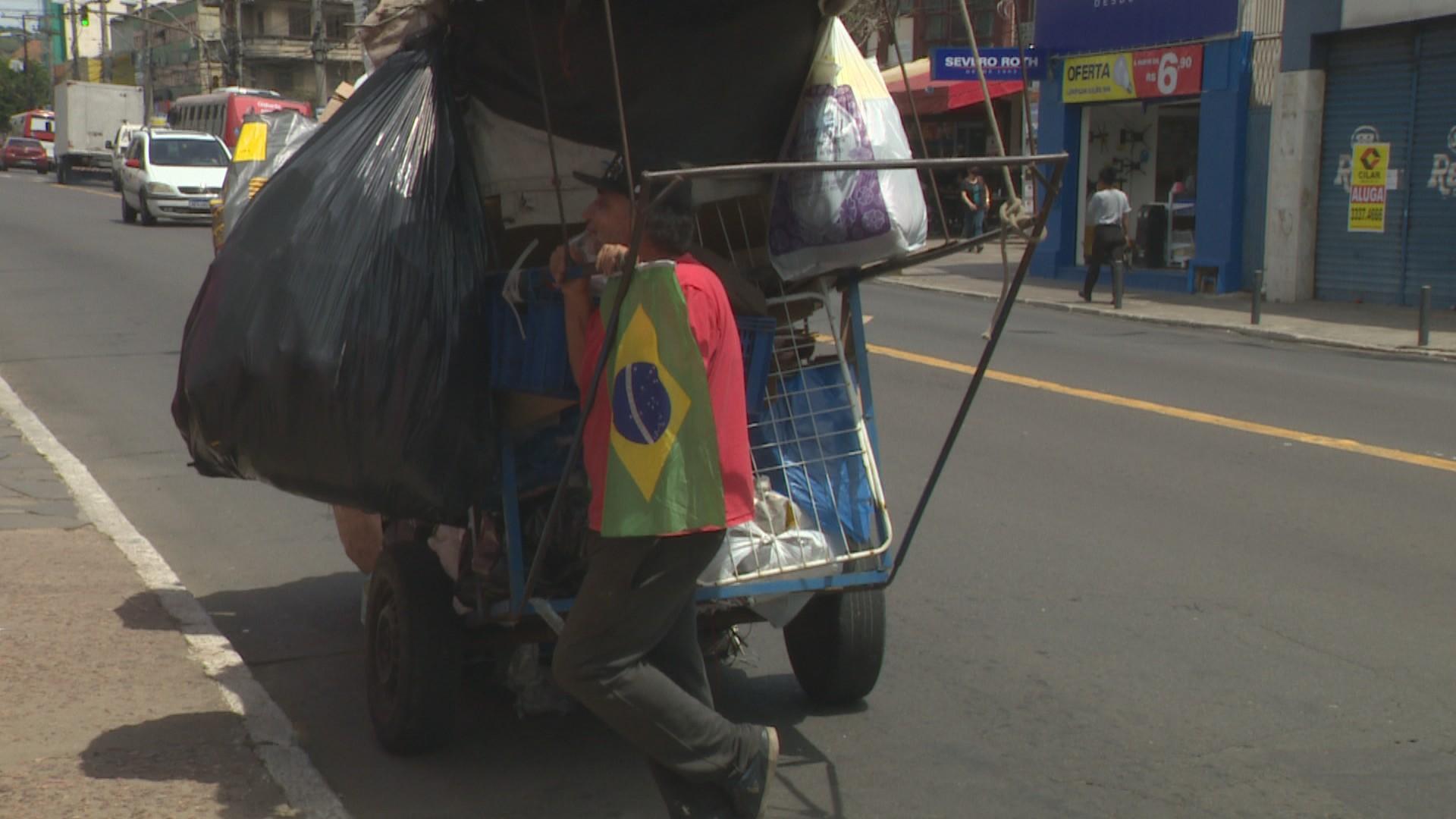 RS tem 8% da população vivendo em situação de extrema pobreza, aponta estudo