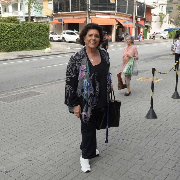 Leda Nagle (Foto: Francisco Cepeda/AgNews)