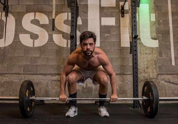Em meio a cuidados com a boa forma, Pedro Carvalho pratica crossfit (Foto: Reprodução/Instagram)