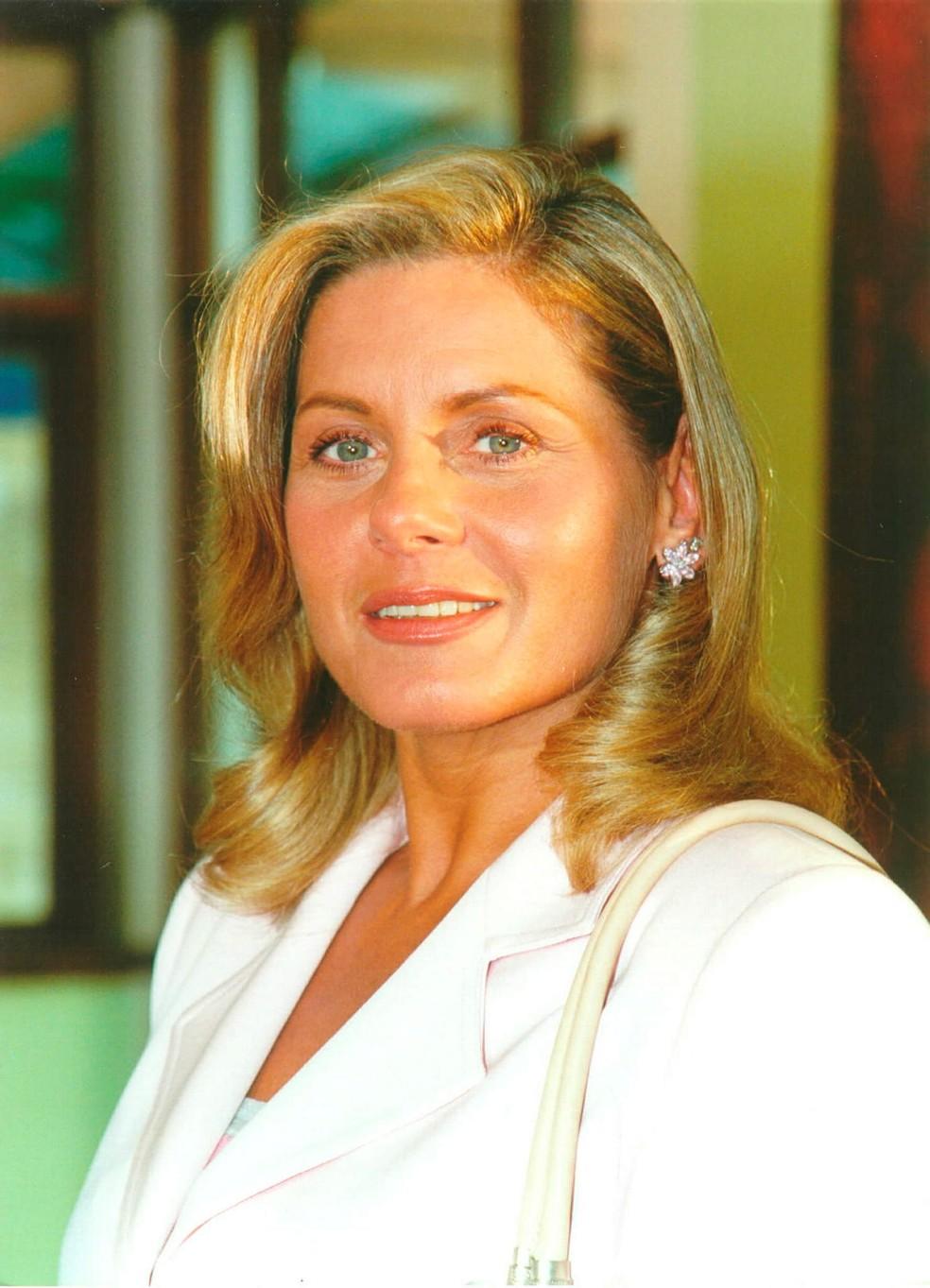 Vera Fischer foi uma das Helenas de Manoel Carlos em 'Laços de Família' (2000) — Foto: Acervo/TV Globo