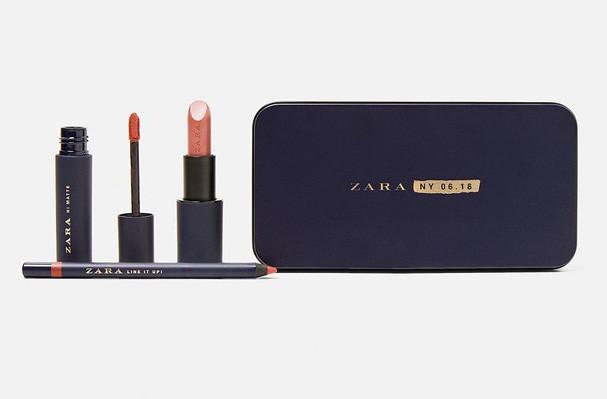 Coleção de batons da Zara (Foto: Divulgação)