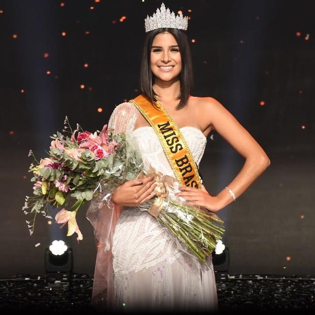 Mineira Júlia Horta é eleita Miss Brasil 2019 (Foto: Divulgação)