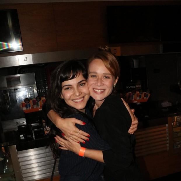 Mariana Ximenes e Tainá Müller (Foto:  Marianna Muller/Divulgação)