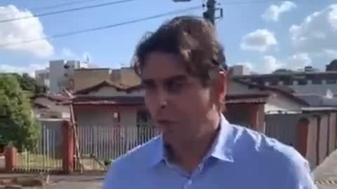 Pré-candidato a vereador em Patrocínio é atacado durante live