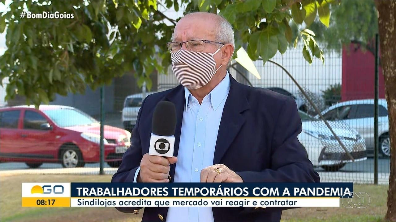 Empresas devem abrir vagas de trabalho temporário em Goiás