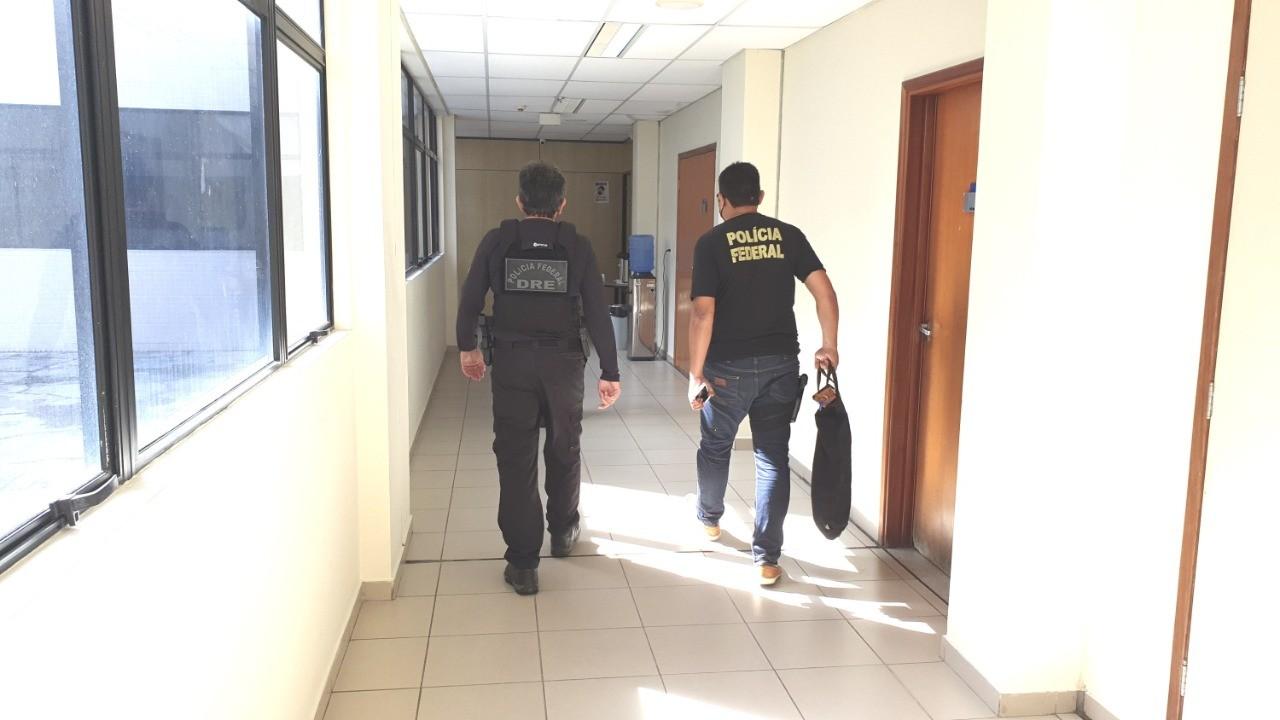 Operação Armaria investiga tráfico e fabricação ilegal de armas de fogo no RN
