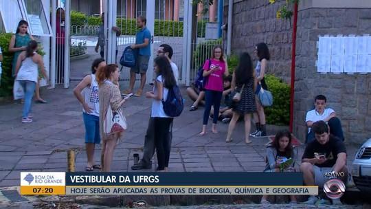 Quase 5 mil candidatos faltaram ao segundo dia de provas do vestibular da UFRGS