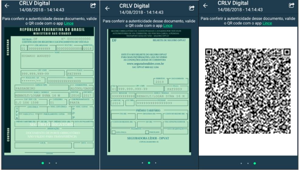 foto-8 #Dica: Você já conhece como funciona o CRLV Digital? Aprenda como baixar e usar o documento no app.