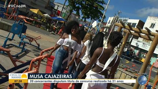 Jovens participam de concurso para eleger a 'Musa Cajazeiras' 2019