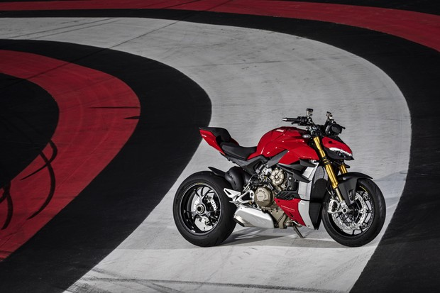 Ducati Streetfighter V4 S (Foto: Divulgação)