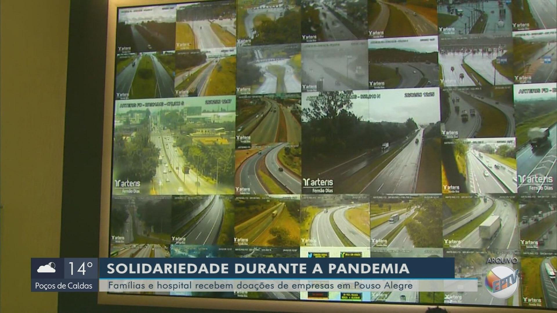 VÍDEOS: EPTV 2 Sul de Minas de segunda-feira, 3 de agosto