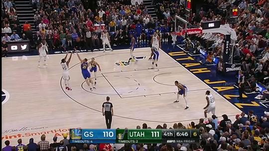 Rodada da NBA tem vaias para Buttler, tapinha da vitória dos Warriors e cravada de Davis
