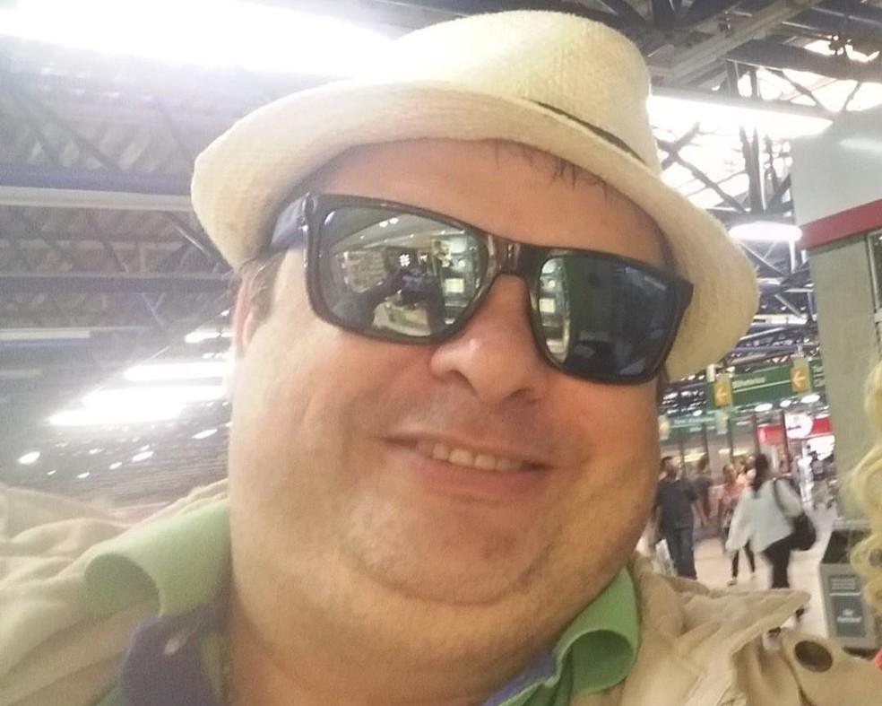 Clovis William Dos Santos era conhecido como DJ Mukirana — Foto: Reprodução/Facebook