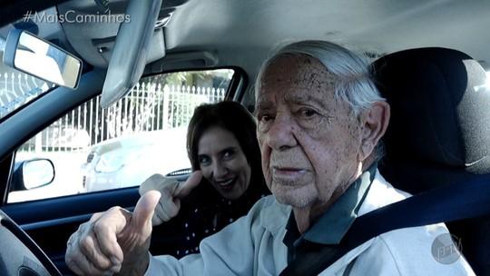 Ex-combatente de guerra ganha homenagem em Campinas (SP)