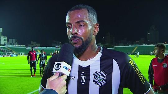 "Ruan Renato valoriza empate: ""Importante é pontuar dentro de casa"""
