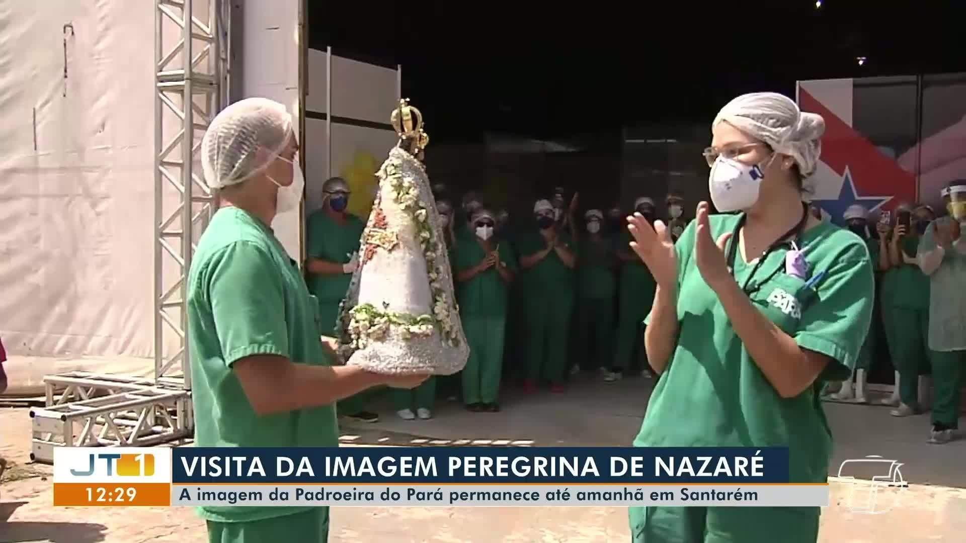 VÍDEOS: Jornal Tapajós 1ª Edição de sábado, 11 de julho de 2020