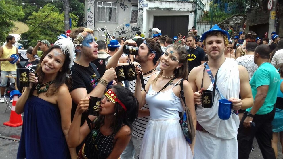 A marca de preservativos Olla apoiará o carnaval de rua de São Paulo, Rio de Janeiro e terá um trio elétrico próprio em Salvador (Foto: Divulgação)