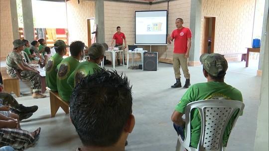 Mirante Rural destaca participação de índios em curso de sobrevivência no MA