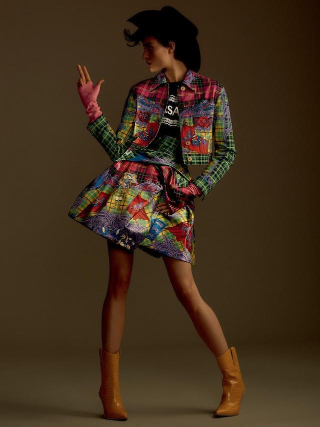 Foto de Hick Duarte para a Vogue Brasil (Foto: Hick Duarte)