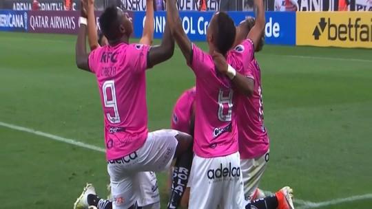 Melhores momentos de Corinthians 0x2 Independiente Del Valle