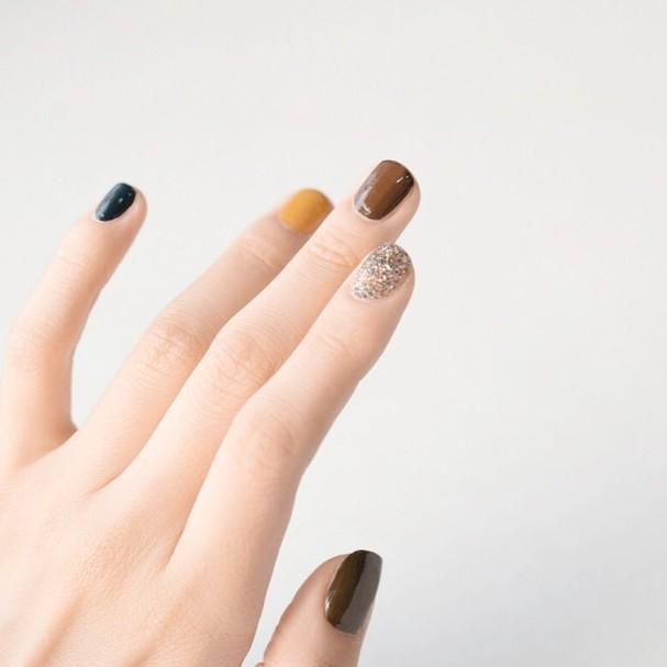 10 inspirações de nail art para Páscoa (Foto: Reprodução Instagram)