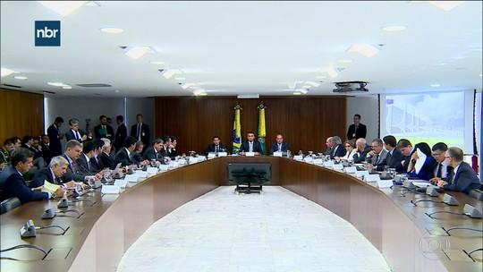 Bolsonaro pede a ministros pente-fino nas contas do fim do governo Temer