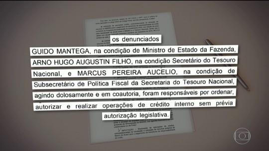 Guido Mantega, Bendine e ex-secretário do Tesouro viram réus por 'pedaladas fiscais'