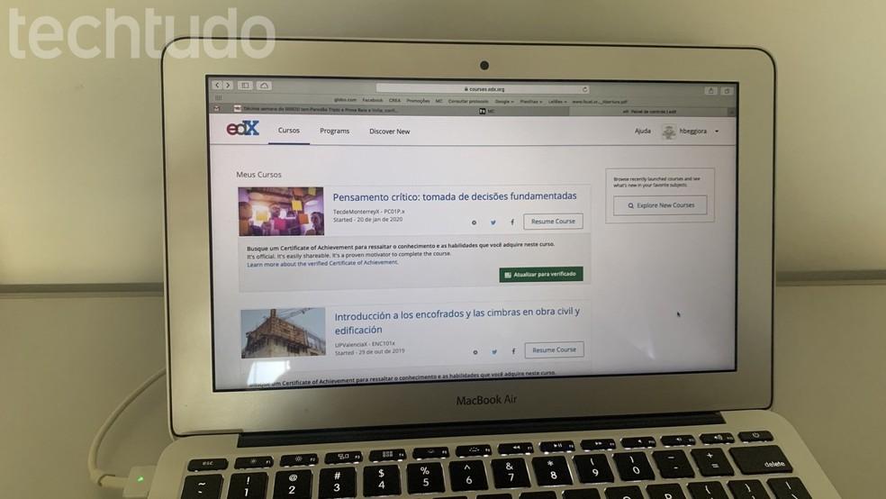 Cursos Online De Harvard Como Fazer Aulas De Graca Durante A Quarentena Fique Em Casa Techtudo