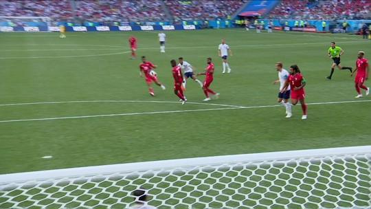 Vídeo: os melhores momentos de Inglaterra 6 x 1 Panamá
