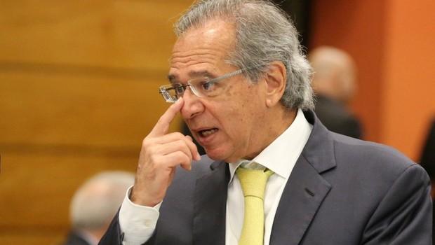 Paulo Guedes, economista de Jair Bolsonaro (Foto: Reuters/Sergio Moraes)
