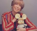 A italiana Maria Perego, criadora do Topo Gigio   Reprodução