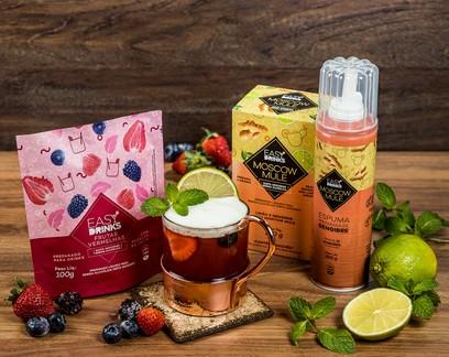 Irmãos criam negócio de frutas em sachês para serem usadas em drinks