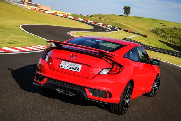 Honda Civic Si (Foto: Divulgação)