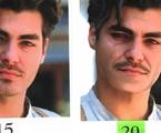 De volta ao ar hoje no Globoplay, a novela foi planejada para se passar em três fases, com o elenco envelhecido por maquiagem. A ideia, no entanto, foi descartada | TV Globo