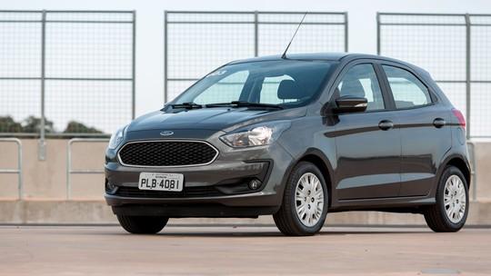 Ford Ka ganha motor mais potente e câmbio automático para acirrar briga com Onix e HB20