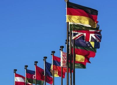politica_bandeiras_europa (Foto: Thinkstock)