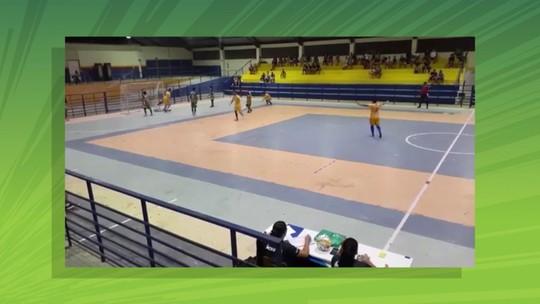Constelação reverte vantagem, bate Independente e força a 3ª final do Estadual de Futsal Sub-20