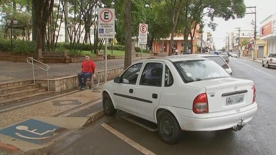 Falta de acessibilidade em ruas preocupa população de Tietê