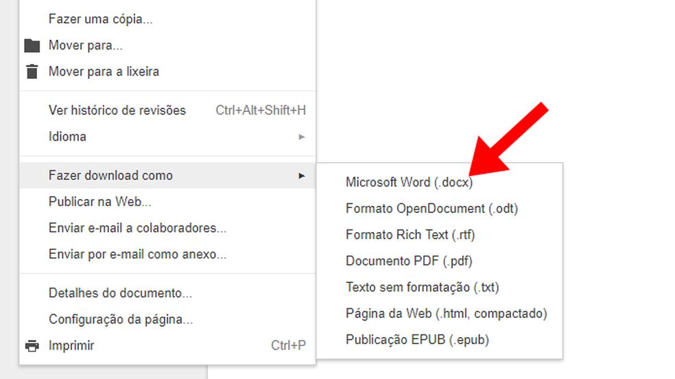 google docs pdf to word converter online