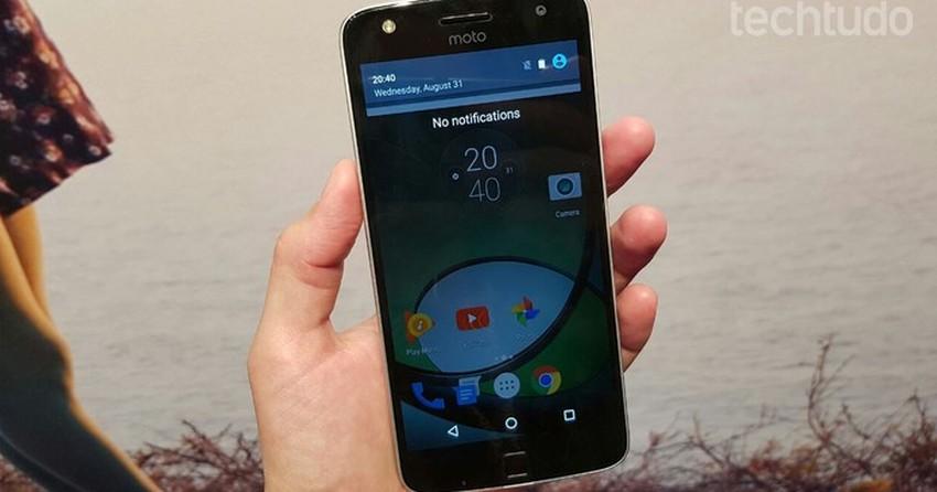 Moto Z Play com bateria de 50 horas é anunciado pela Lenovo na IFA 2016