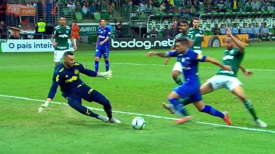 Palmeiras x Cruzeiro - Copa do Brasil 2018 - globoesporte.com