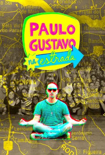 Paulo Gustavo na Estrada