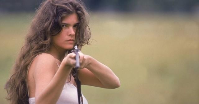 Cristiana Oliveira como Juma Marruá em 'Pantanal' (Foto: Reprodução)