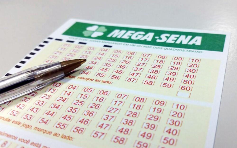 Mega-Sena pode pagar prêmio de R$ 38 milhões neste sábado (Foto: Heloise Hamada / G1)