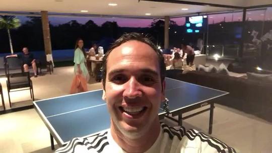 """Caio Ribeiro dá dicas para a rodada #32 e avisa: """"Não seja um bananão e vá de Erick, do Vitória"""""""
