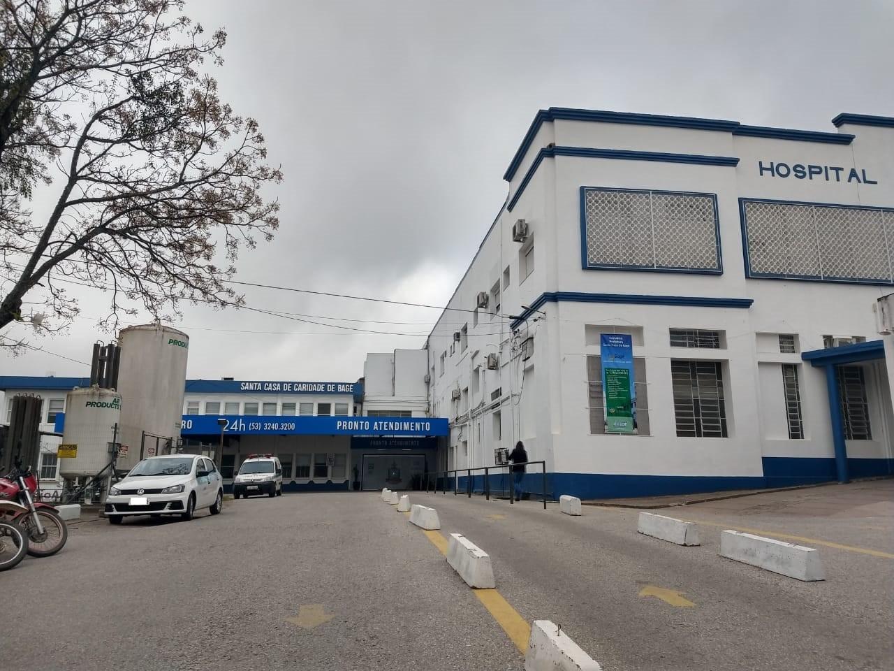 Após ser velada durante 8 horas, idosa é levada de volta a hospital em Bagé - Notícias - Plantão Diário