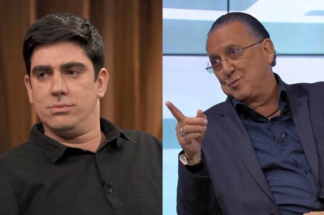 Marcelo Adnet e Galvão Bueno (Foto: Reprodução)
