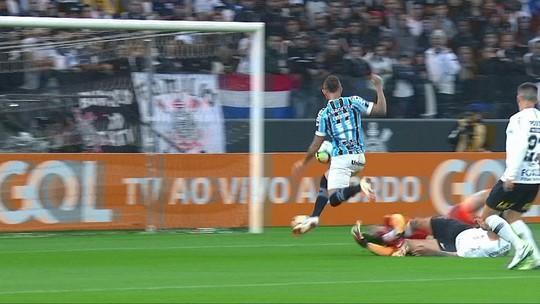 Assista aos melhores momentos de Corinthians 0 x 1 Grêmio